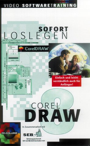 PC College - CorelDraw 8 [VHS]
