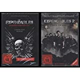 The Expendables Teil 1 + 2 - DVD - 2 Disc Set - Doppelpack