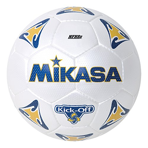 Mikasa Kick Off Brilliant Official FIFA Approved Soccer Ball, Futbal Ball-Size 5