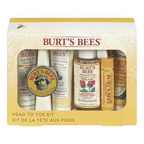 Burt's Bees - Kit de la tête aux pieds (Nouvelle version)