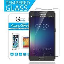 Galaxy Note 5 Protectores de pantalla, ACEPower® Vidrio Templado Protector de Pantalla Empaquetado al por Menor para Samsung Galaxy Note 5 (1-Pack)