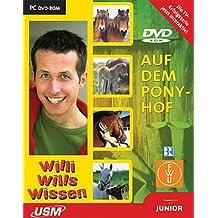 Willi will's wissen: Auf dem Ponyhof (DVD-ROM)