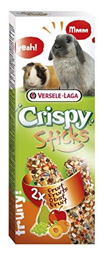CRISPY Sticks Fruits (Lapin-Cobaye)