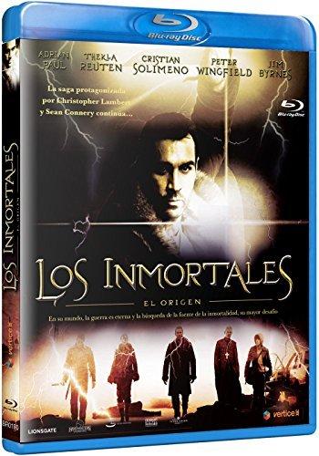 Highlander - Die Quelle der Unsterblichkeit / Highlander: The Source ( ) [ Spanische Import ] (Blu-Ray)