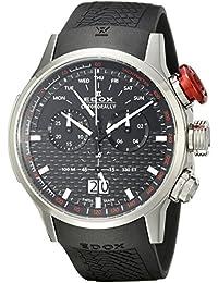 5b562f2b635a Edox Chronorally Reloj de Hombre Cuarzo Suizo 48mm 38001 Tin NIN