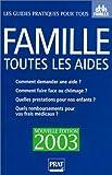 Telecharger Livres Famille Toutes les aides 2003 Bourses allocations prestations sociales nouvelle convention chomage (PDF,EPUB,MOBI) gratuits en Francaise