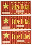Best Costume Prizes - Prize Tickets (30/Pkg) Review