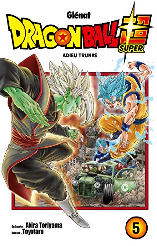 Dragon Ball Super Edition simple Tome 5