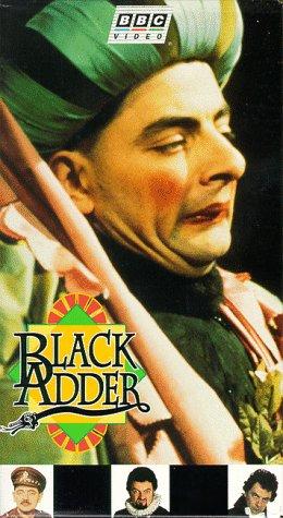 complete-black-adder-vhs-import-usa