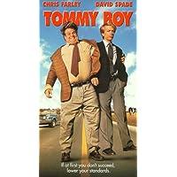 Tommy Boy [USA] [VHS]: Amazon.es: Chris Farley, David Spade ...