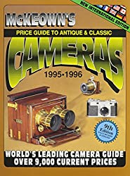 Price Guide to Antique and Classic Cameras 1994-95