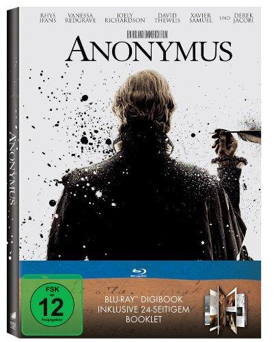 Anonymus (DigiBook, exklusiv bei Amazon.de) [Blu-ray] Preisvergleich