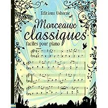 MORCEAUX CLASSIQUES FACILES POUR PIANO