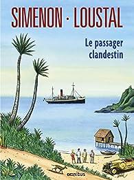Le passager clandestin par Georges Simenon
