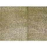 """FALLER 170601 - Mauerplatte """"Pflaster"""" Vergleich"""