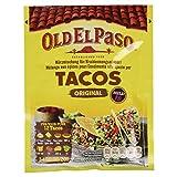 Old El Paso Gewürzmischung für Taco Original Mild, 25 g