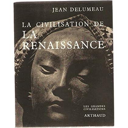 La civilisation de la Renaissance