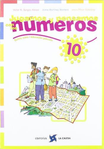 Jugamos y pensamos con los números 10
