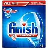Terminer All in 1 Powerball Lave-vaisselle comprimés (52) - Paquet de 6
