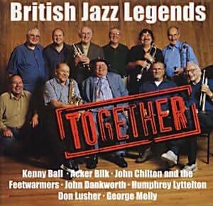 British Jazz Legends: Together