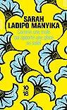 Comme une mule qui apporte une glace au soleil par Ladipo Manyika