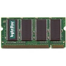 ByteStor - Memoria 512 MB para portátiles DDR (PC2100, 266 MHz, SO-DIMM)
