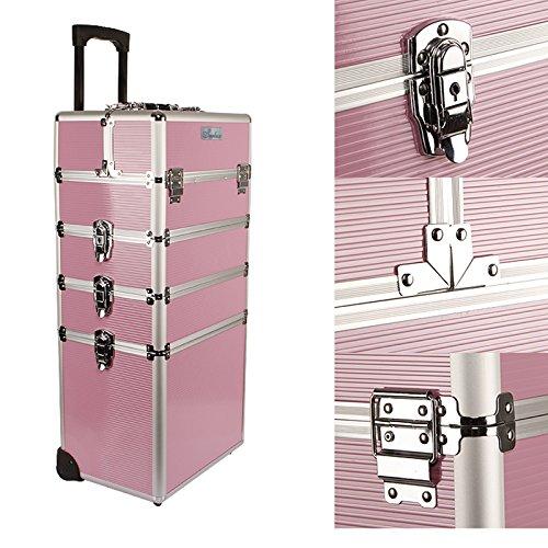 Beautycase XXL in Pink - 4