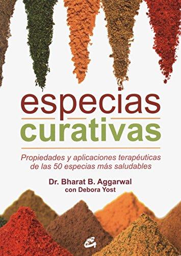 Especias Curativas (Nutrición y Salud)
