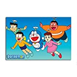 Tamatina Cartoon Wall Poster - Cartoon Wall Stckers - Cartoon Wall Stickers For Kids Room - Wall Poster For Kids Room - Poster For Living Room - Cartoon Wall Poster For Girls Room - Large Size Poster - HD Quality - 36 Inches X 24 Inches (92 Cms X 61 Cms)