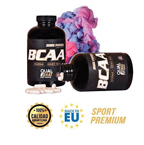 BCAA para tu entrenamiento y desarrollo...