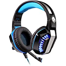 Rishil World Kotion Each G2000 Over Ear Stereo Bass Pro Gaming Vibration Headset Headphone