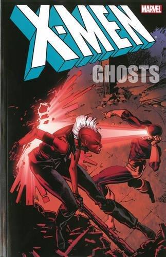 X-men: Ghosts por Chris Claremont