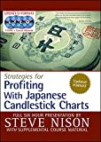 Strategies for Profiting with Japanese Candlestick Charts (Wiley Trading Video)