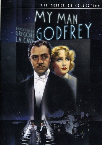 My Man Godfrey (The Criterion Collection) (William Powell Filme)