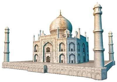 Ravensburger - Puzzle 3D, diseño Taj Mahal (12564 7) por Ravensburger