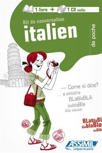 Kit de conversation Italien (1CD audio) par Ela Strieder