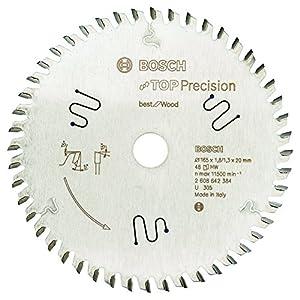Bosch 2608642384 165 x 20 x 48T Circular Saw Blade Top Precision