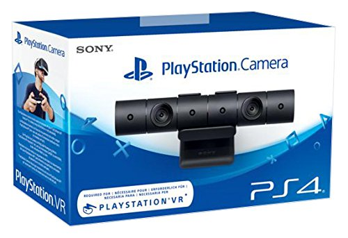 PlayStation - Camera pour PS4 - noir