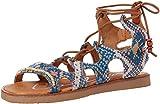 Coolway Damen Mojito Sandalen mit Knöchelriemen, 39 EU
