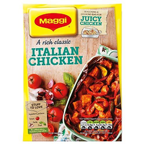 Maggi So Juicy Italian Chicken Seasoning Mix, 37 g