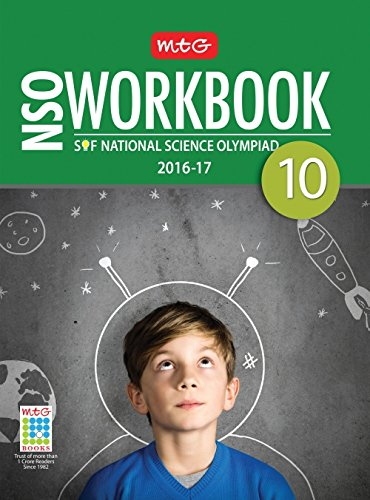 MTG National Science Olympiad (NSO) Work Book - Class 10