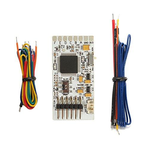 GOZAR Slim Kabel Phat Kabel Für Coolrunner Rev C Jasper Unterstützung Alle Corona V1 Bis V6
