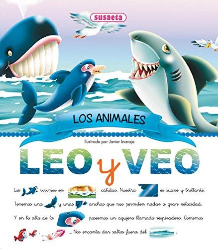 Leo Y Veo Los Animales por Equipo Susaeta