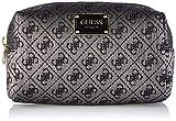 Guess G Lurex, Organizer borsa Donna, Nero (Black), 6x10x17 cm (W x H x L)