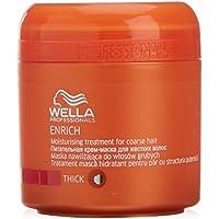 Wella 60427 - Maschera idratante per capelli spessi, 1 pezzo