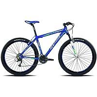 Legnano ciclo 610Val Gardena, Mountain Bike Hombre, Hombre, Ciclo 610 Val Gardena, turquesa, 40