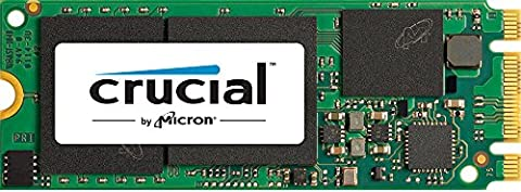 Crucial MX200 500GB Internes Solid-State-Drive (M.2 2260DS,