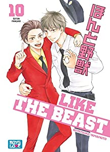 Like The Beast Edition simple Tome 10