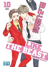 Like the Beast, tome 10 par Kotestuko Yamamoto