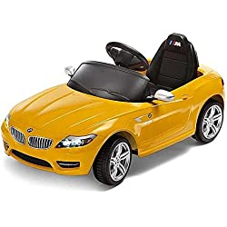 BMW z4 rideOn elektroversion, 6 couleurs-attacama jaune